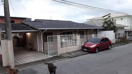 Casa Com 4 Dormitórios À Venda, 150 M² Por R$ 565.000,00 - Carianos - Florianópolis/sc - Ca2879