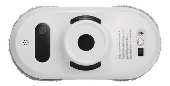 TOPQSC Robot Limpiacristales 220V Rob/ótico Limpieza de Vidrio El/éctrico Inteligente con Sensor 5600pa El Control Remoto de Adsorci/ón al Vac/ío se Puede Usar para la Ducha de Piso Alto Cocina