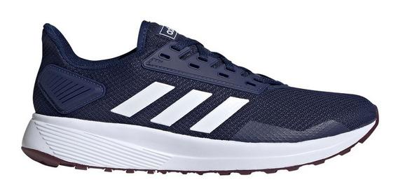 Tenis adidas Hombre Azul Marino Duramo 9 Ee7922