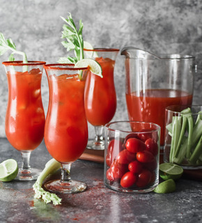 Better Homes & Gardens Bloody Mary Pitcher