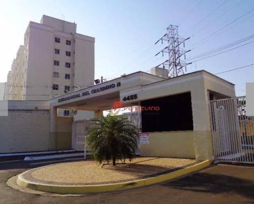 Apartamento À Venda, 52 M² Por R$ 160.000,00 - Jardim Nova Iguaçu - Piracicaba/sp - Ap0858