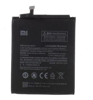 Bateria Xiaomi Bn31, Note 5a, Redmi 5s, Mi 5x, Mi A1