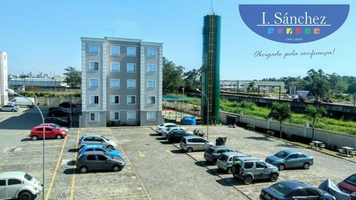 Apartamento Para Venda Em Mogi Das Cruzes, Jundiapeba, 2 Dormitórios, 1 Banheiro, 1 Vaga - 170530_1-784377