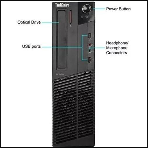 Lenovo M92 Intel I5-3470 / 3.20ghz 3ºger. 4gb Ram / 500gb Hd