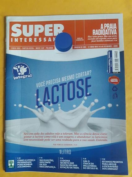 Revista Superinteressante Edição 385 - Lactose