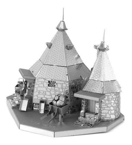 Fascinations Cabaña Rubeus Hagrid Harry Potter Para Armar