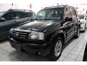 Chevrolet Tracker 2.0 16v 128cv Mpfi 4x4 5p ** Couro ** Ipva