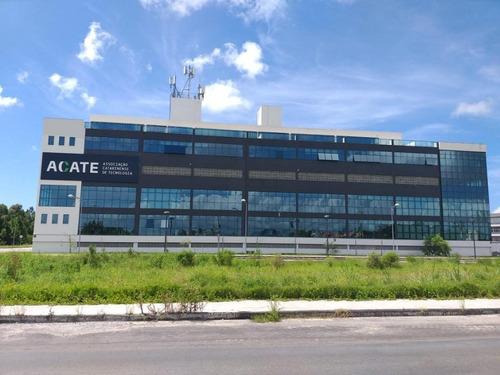 Imagem 1 de 12 de Sala Comercial Com 7 Vagas De Garagem Em Canasvieiras - Sa0823