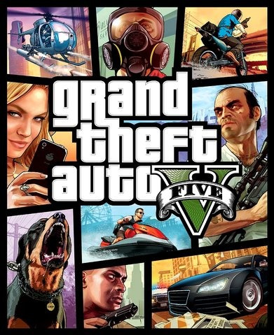 Gta 5-xbox One-midia Digital-online-original