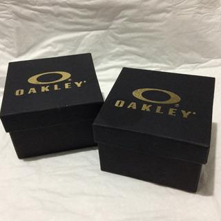 Caixa De Relógio Oakley Nova De Papelão