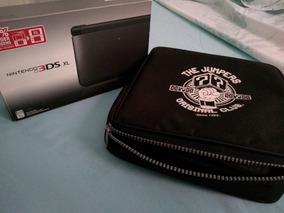 Nintendo 3ds Xl - Semi Novo - Com Bolsa - Perfeito