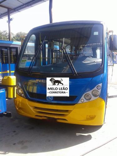 Imagem 1 de 7 de Micrão Ônibus Lo915 Neobus Thder 08/09 Opção De Parcelamento