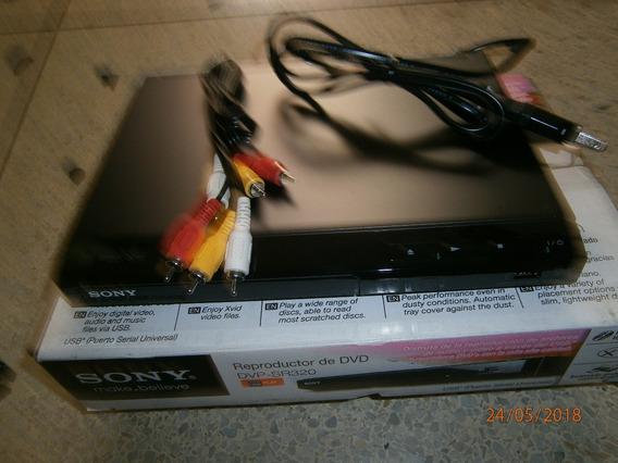 Dvd Sony Con Control Nuevo