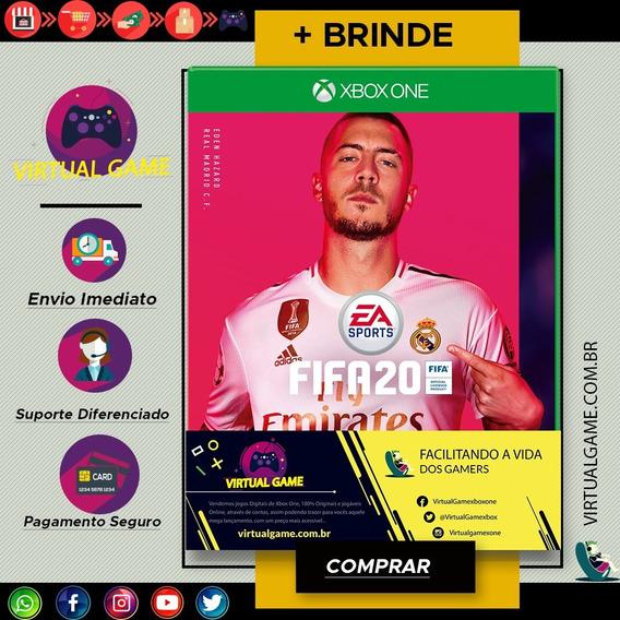 Ea Sports Fifa 20 - Jogo Xbox One - Midia Digital