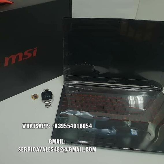 Portátil Msi Gf75 Fino 9sc-027 17,3 Para Jogos