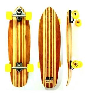 Skate Longboard Simulador De Surf Homemade Gp Classic