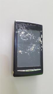 Celular Sony Ericsson X 8 Placa Liga Os 001
