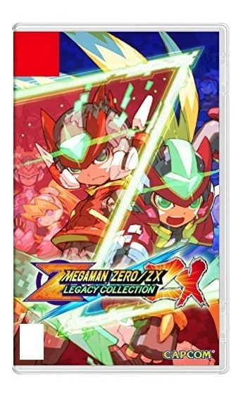 Mega Man Zero/zx Legacy Collection - Ps4 - Digital 1