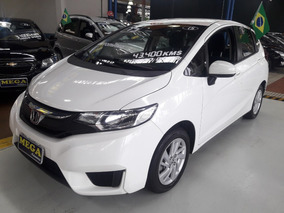 Honda Fit 1.5 Lx Flex Aut. 5p Único Dono! 43.400 Km