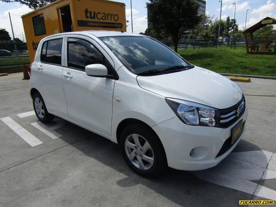 Suzuki Celerio Hg M/t