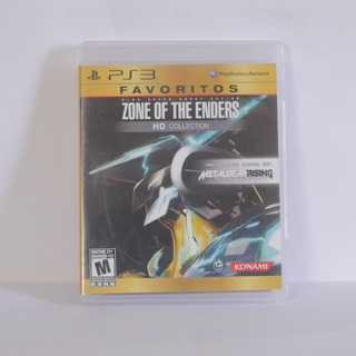 Zone Of The Enders - Playstation 3 Ps3