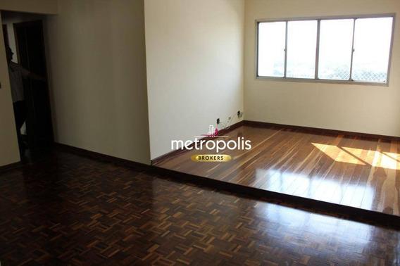 Apartamento Com 3 Dormitórios Para Alugar, 96 M² Por R$ 1.400,00/mês - Barcelona - São Caetano Do Sul/sp - Ap2264
