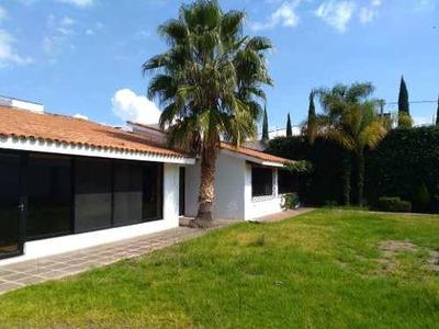 Casa En Renta En Lomas 4a Secc. San Luis Potosi