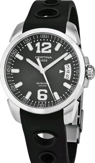 Reloj Certina Swiss Made Hombre