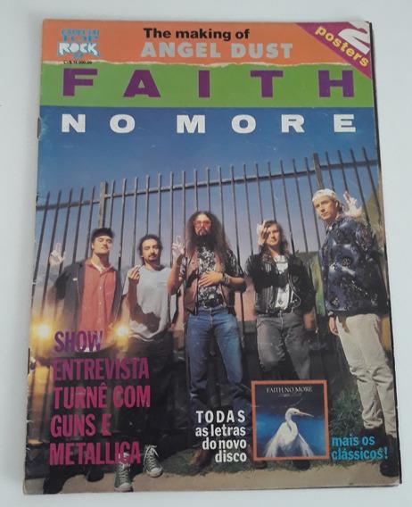 Revista Top Rock - Especial Faith No More .