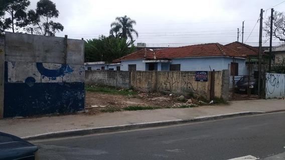 Terreno Comercial À Venda, Itaquera, São Paulo. - Te1662