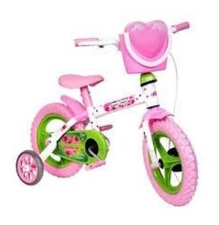 Bicicleta Infantil Sweet Heart Aro 12 Styll Kids