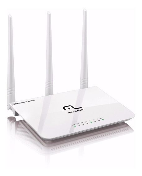 Roteador Wireless 300mbps Sem Fio Re163v - Multilaser