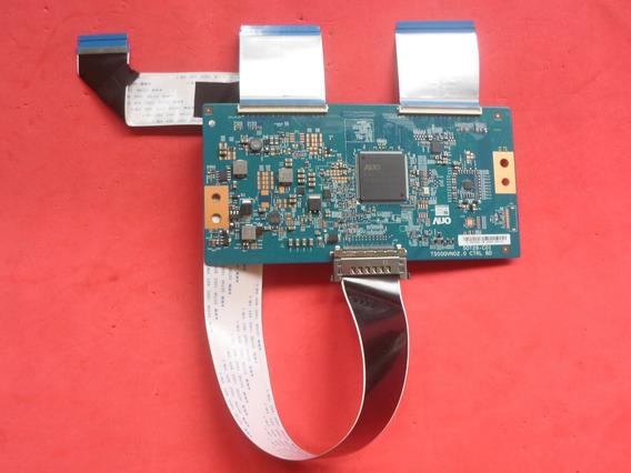 Placa T,com Tv Philco Ph 43n 91d Sgwa E Smart T500qvno2-0 C