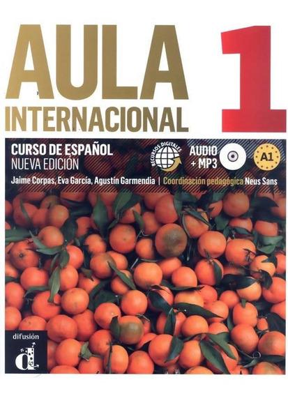 Aula Internacional 1 Libro Del Alumno + Cd (a1) - N/e