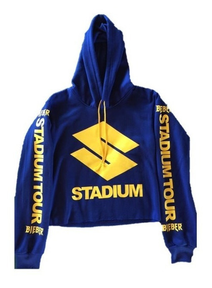 Justin Bieber Purpose Tour Hoddie Sudadera Crop Top