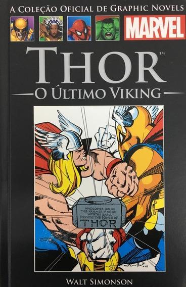 Hq Marvel - Thor O Último Viking Ed. 5