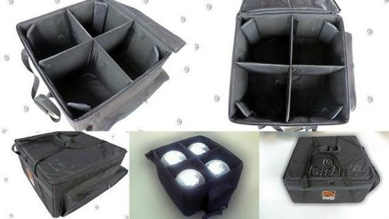 Bolsa, Bags, Softcase Para 4 Globos De 0,30cm