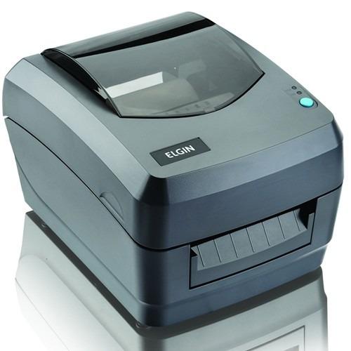 Impressora Térmica Usb Serial 203dpi L42 Elgin Frete Grátis