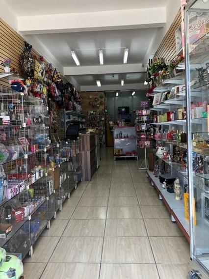 Ponto Comercial Bazar E Papelaria - Mv6018
