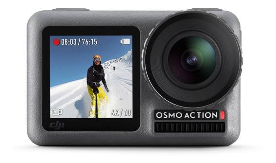 Dji Osmo Action Camera De Ação A Prova D