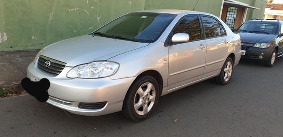 Toyota Corolla 1.8 Xei Completo Com Multimidia