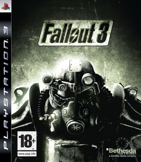 Fallout 3 Nuevo Fisico Sellado Ps3