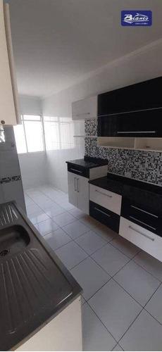 Imagem 1 de 30 de Apartamento Com 2 Dormitórios À Venda, 62 M² Por R$ 245.000,00 - Jardim Testae - Guarulhos/sp - Ap4475