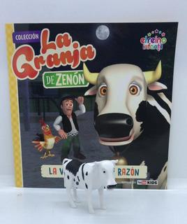 La Granja De Zenon Nº 03 La Vaca Lola