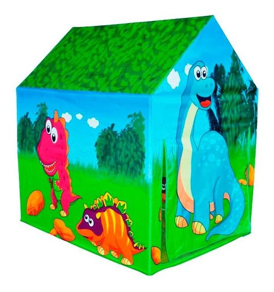 Casa Carpa De Juegos Infantil Iplay Dinosaurios 8163