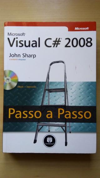 Livro Microsoft Visual C 2008 Passo A Passo