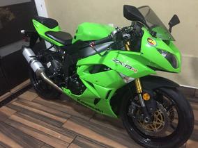 Kawasaki Ninja Zx-6r 2014