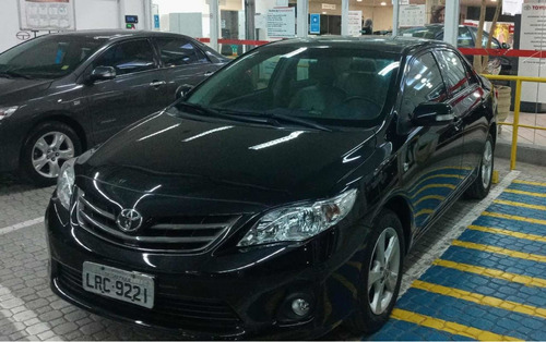 Imagem 1 de 8 de Toyota Corolla 2014 2.0 16v Xei Flex Aut. 4p