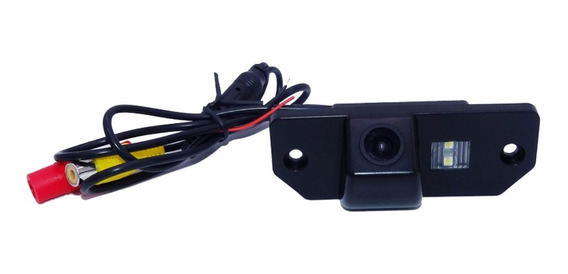 Camera De Ré Focus Sedan 2008 2009 2010 2011 2012 Com Led