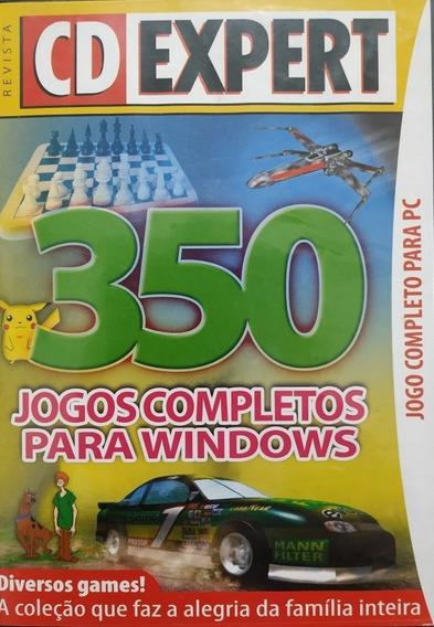 Jogo De Pc Cd Expert 350 Jogos Compretos Para Windows 102
